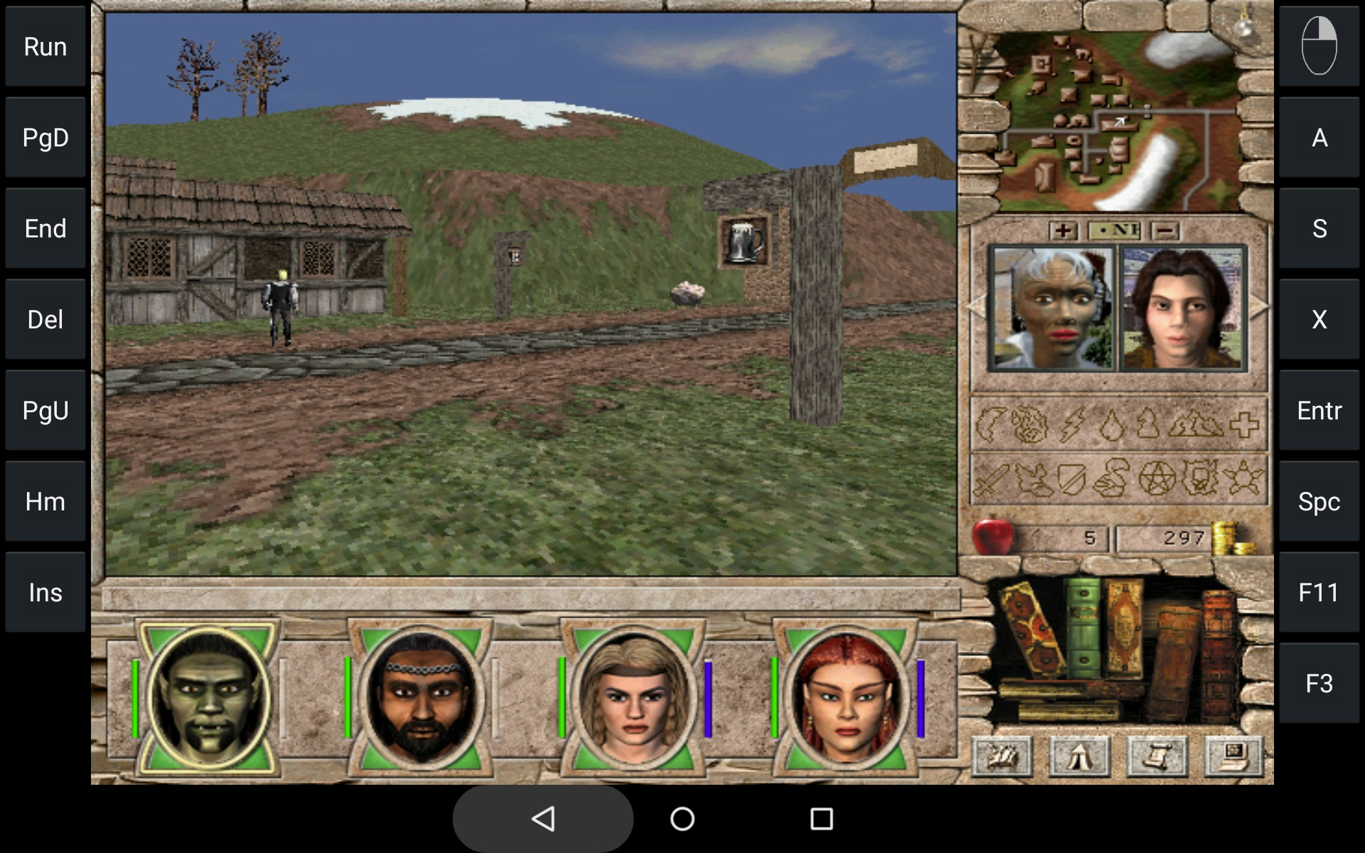 Elemir´s Might and Magic Page